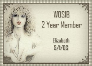 Two Year WOSIB Member