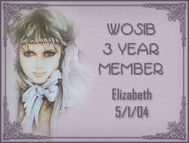 Three Year WOSIB Member