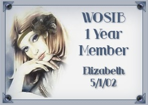 One Year WOSIB Member